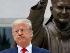 Trump zoekt naar nieuwe gaststaat voor Republikeinse conventie