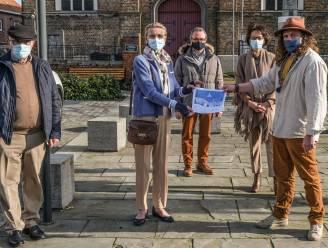 Winterwandeling Warm Kooigem brengt 1.145 euro voor Poverello op