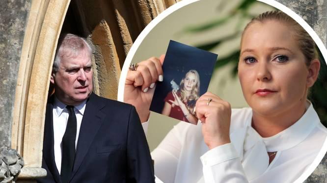 Prins Andrew haalt slag thuis en mag deal tussen Epstein en Virginia Giuffre inkijken