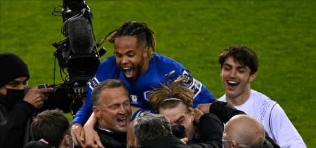 Le Standard s'est réveillé trop tard, Genk empoche la Coupe de Belgique