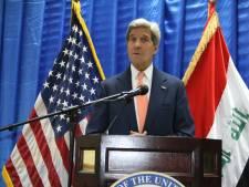 Kerry promet une aide à l'Irak