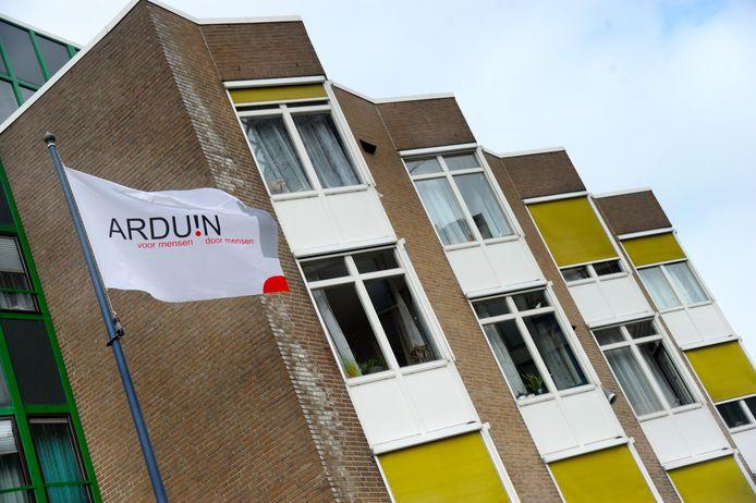 Pand van Arduin aan het Stadhuisplein in Vlissingen.