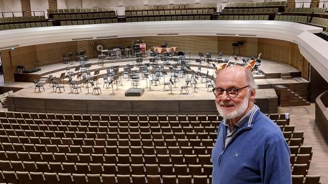 Bassist Peter Stotijn is lyrisch over Amare: 'Hagenaars mogen best wat trotser zijn'