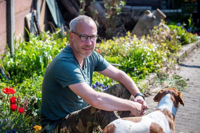 Roland van Tilborg doet mee aan het programma Leven voor de dood.