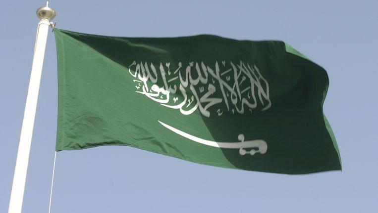 De Saoedische vlag. Beeld THINKSTOCK