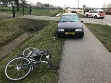 Fietser overleden na aanrijding met auto in Velddriel