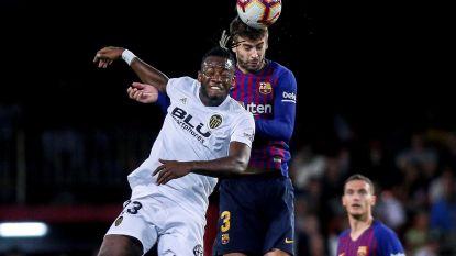 """Piqué haalt na nieuw puntenverlies van Barça uit naar criticasters: """"Dat ze uit hun grotten komen"""""""