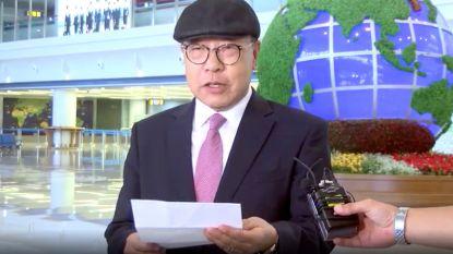 """Uitzonderlijk: Zuid-Koreaan """"gaat zich permanent vestigen"""" in Noord-Korea"""