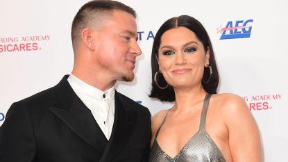 """Channing Tatum verdedigt vriendin Jessie J: """"Niemand is mooier dan zij ... zelfs mijn ex niet"""""""