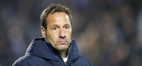 PEC Zwolle en trainer John van 't Schip per direct uit elkaar