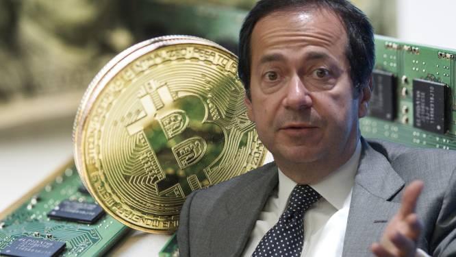 """Miljardair John Paulson: """"Cryptomunten zijn een bubbel. Ze gaan naar 0 euro"""""""