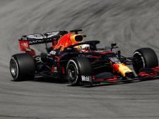 Verstappen zet ook in derde vrije training derde tijd neer achter Hamilton en Bottas