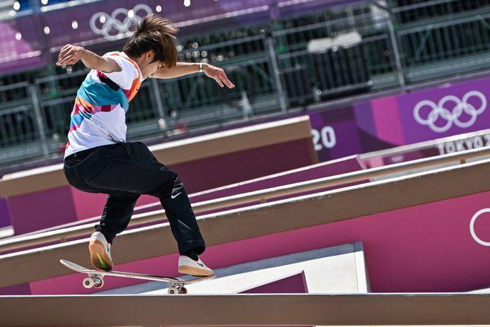 A domicile, Yuto Horigome a décroché la première médaille d'or olympique de l'histoire de son sport.