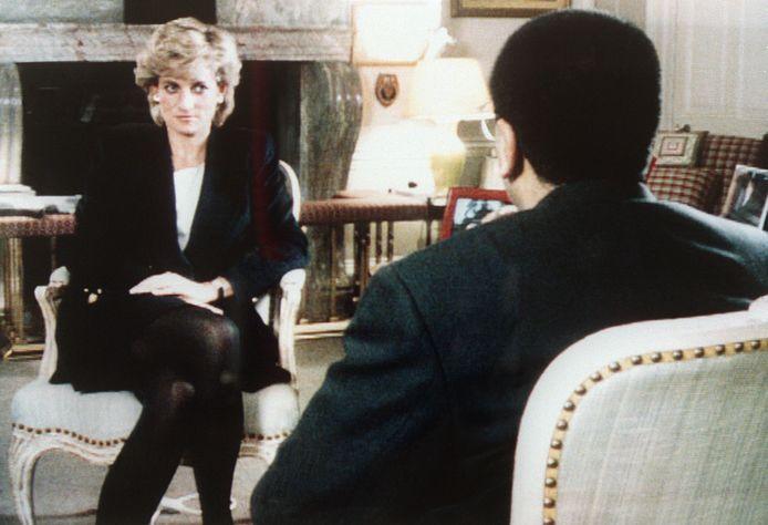 Het bewuste interview met Lady Di in 1995
