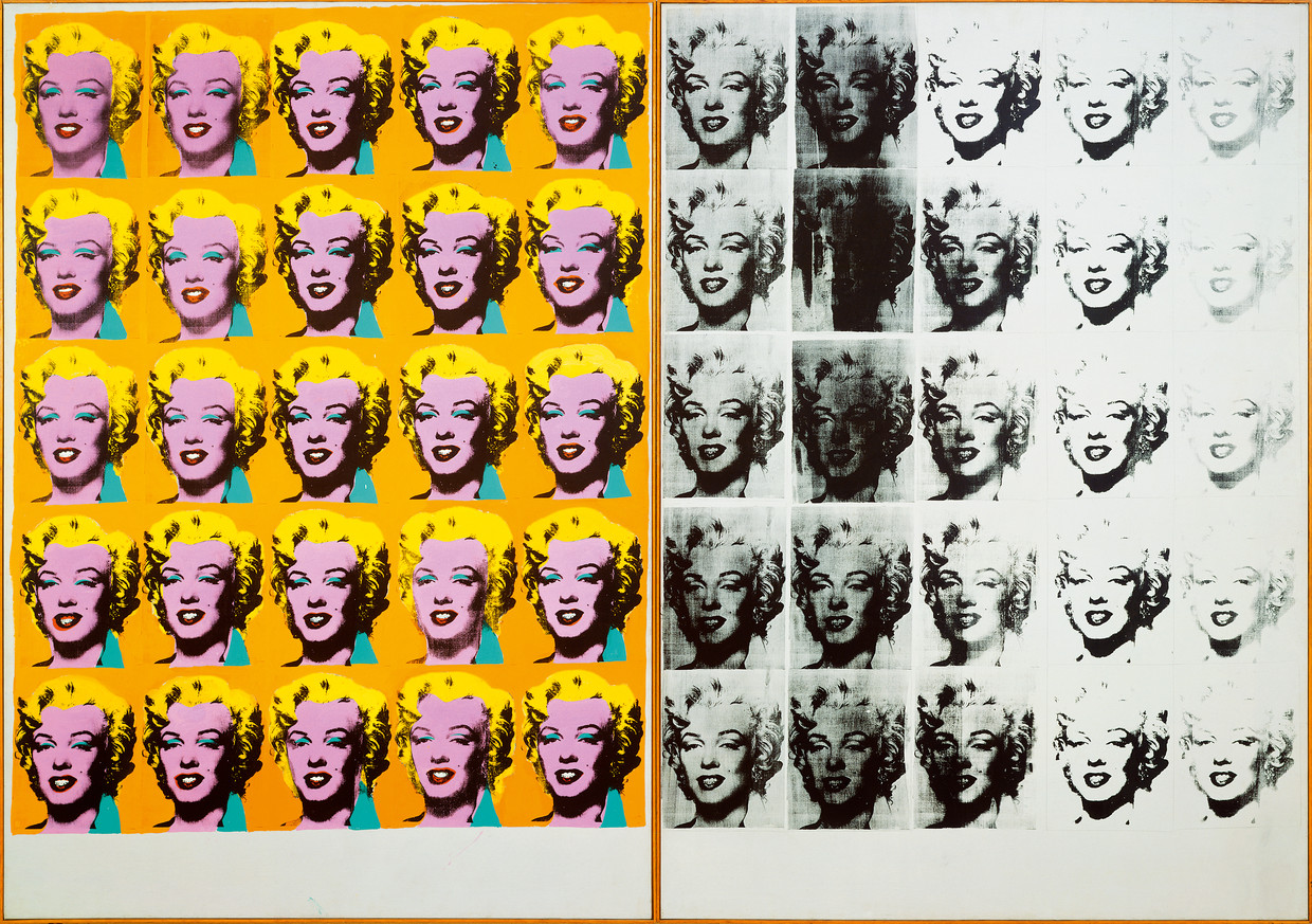 'Andy Warhol', van 12/3 tot 6/9/2020 in Tate Modern in Londen, van 10/10/2020 tot 21/2/2021 in Museum Ludwig in Keulen. Beeld © 2019 The Andy Warhol Foundation for the Visual Arts, Inc. / Artists Right Society (ARS), New York and DACS, London