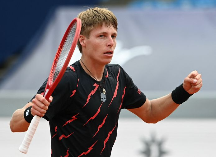 Le Bélarusse Ilya Ivashka a remporté une victoire de prestige.