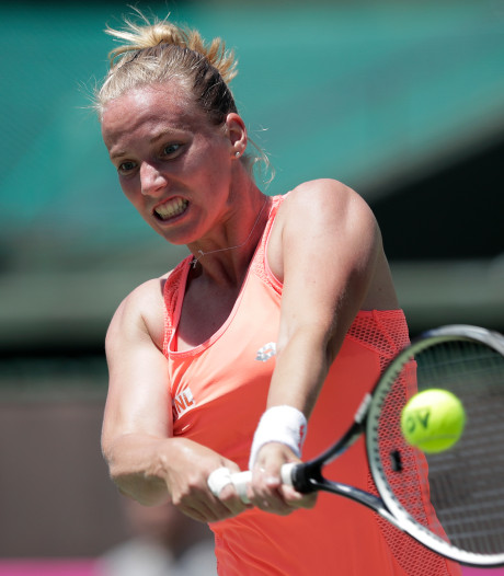 Hogenkamp en De Bakker houden zicht op hoofdtoernooi Roland Garros