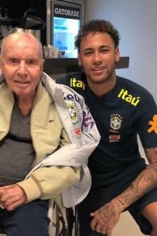Neymar vereerd met bezoek Zagallo, Cavendish verwelkomt zoon Casper