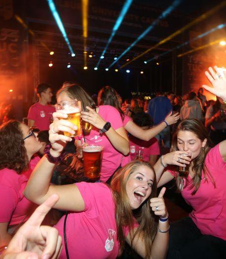 Nijmeegse studenten feesten er nog steeds op los, maar worstelen met coronaregels