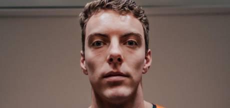 Helmondse basketballer Luuk van Bree (24) zit 'gevangen' in Turkse hotelkamer