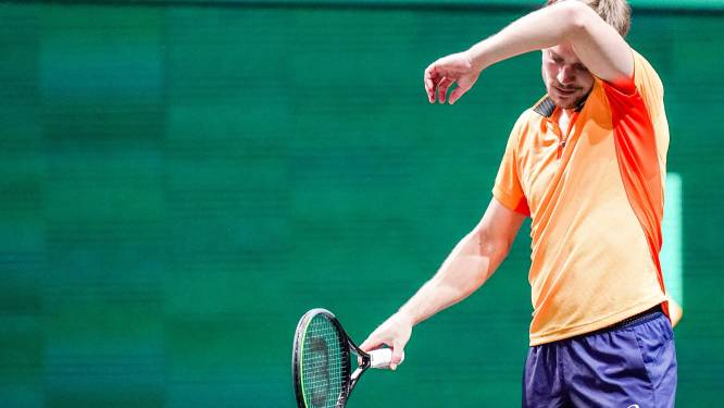 Goffin botst in Dubai op sterke Nishikori en verliest na tiebreak, ook Thiem uitgeschakeld
