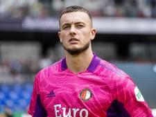 Bijlow streeft het hoogste na: 'In Nederland zie ik geen andere club dan Feyenoord'