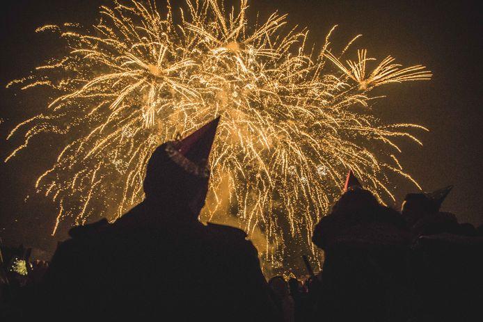 Illustratiebeeld : Vuurwerk op Oudejaar zal nog kunnen in Melle.