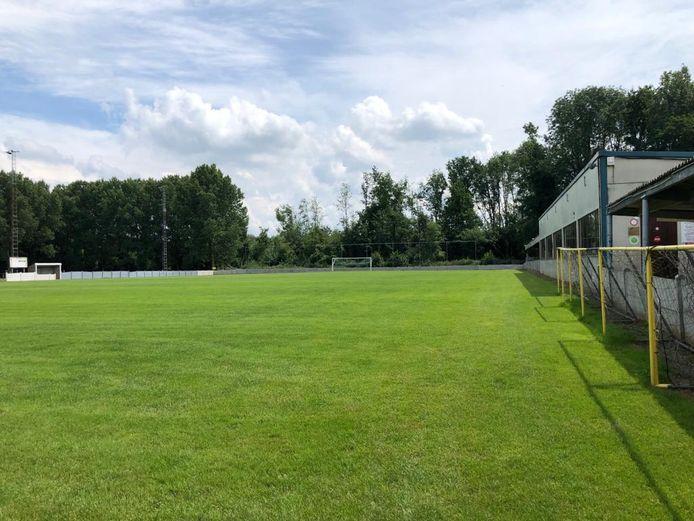 De openluchtcinema zal doorgaan op het voetbalveld van VS Kortenaken.