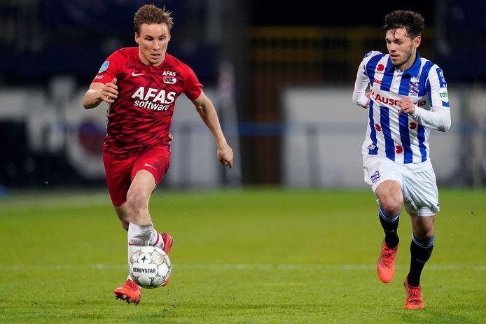 Jonas Svensson miste dit seizoen pas een competitiewedstrijd wegens een schorsing.