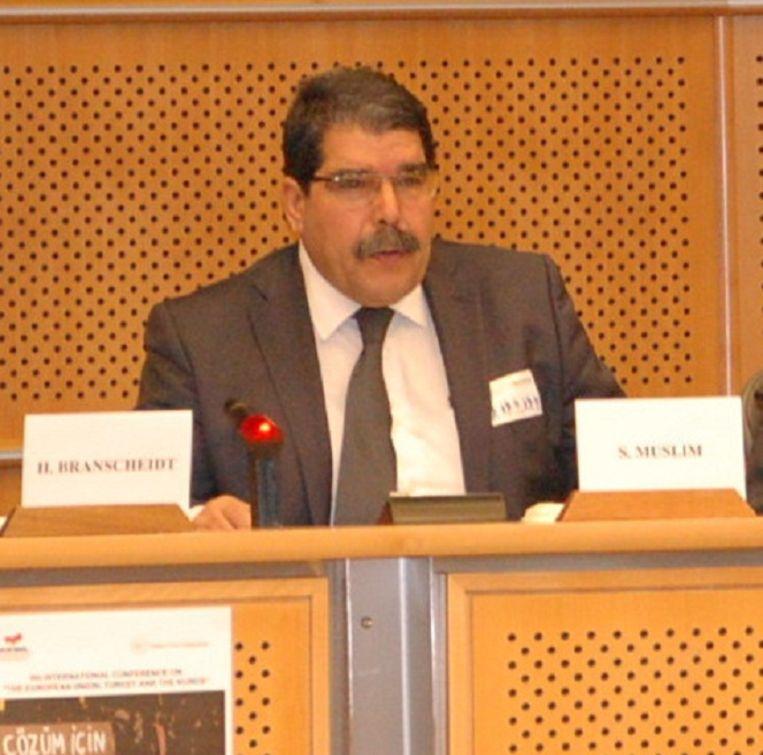 Saleh Muslim Beeld Wikimedia Commons
