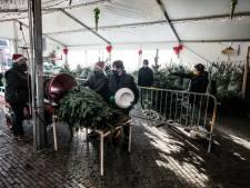 Kerstbomenseizoen vroeg begonnen in de Liemers: 'Ze zijn niet aan te slepen'