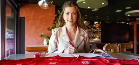 Nurija van Schoonhoven sluit aan bij FC Twente