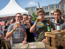 Bier en auto's gaan best samen in Borne