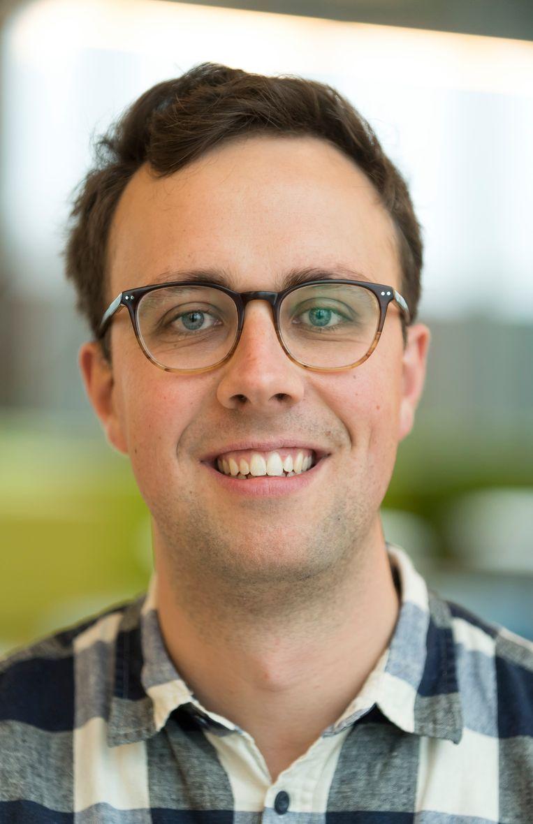 Socioloog Thijs Bol, Universiteit van Amsterdam Beeld UvA
