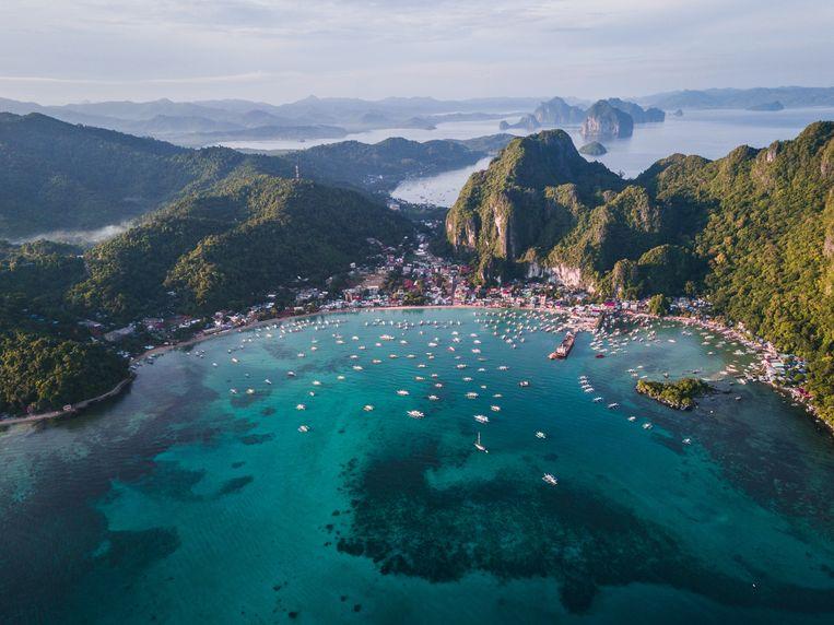 El Nido, Palawan, Filipijnen.