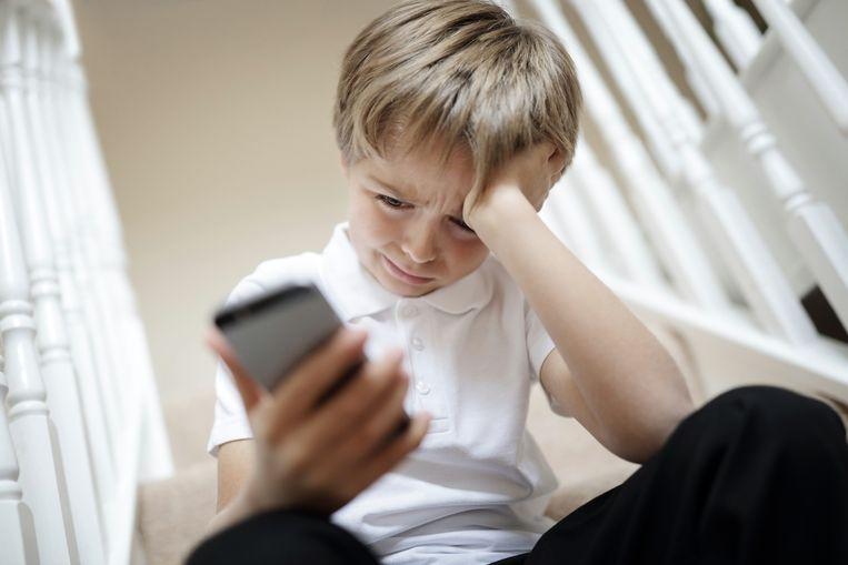 Apple belooft ouders te helpen om bij de controle van kinderen hun iPhone. Beeld thinkstock