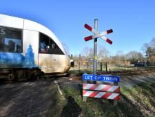 Bomen, bellen en tunnels: Hof van Twente beveiligt alle onbewaakte spoorwegovergangen en doet dat zo