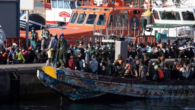 Meer dan 1.600 Afrikaanse migranten bereiken Canarische Eilanden in één weekend