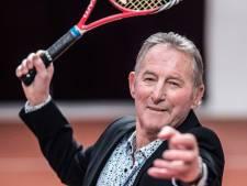 Gerard (80) traint voor wereldkampioenschap tennis voor veteranen: 'Als het doorgaat wil ik winnen'
