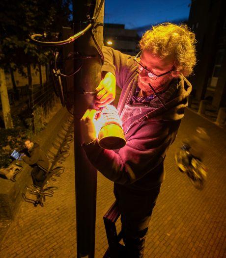 Eindhoven is tijdens Glow als een grote printplaat