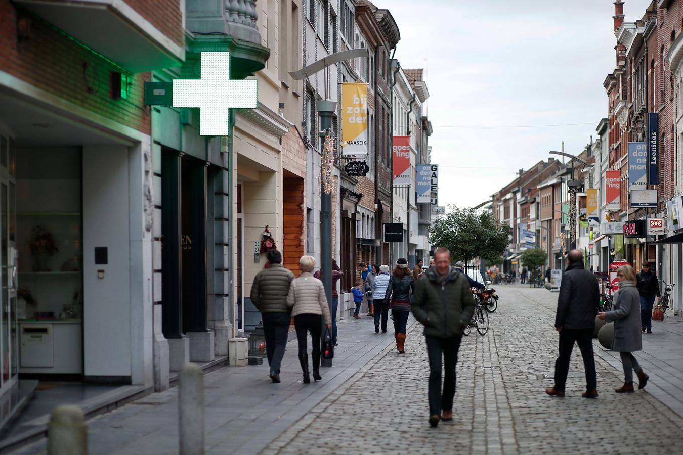 De gezellige stadskern leidt tot meer kernversterking waar het populair om wonen is.