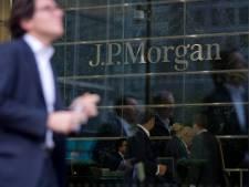 Bankier springt van 33 hoog JP Morgan gebouw in Londen