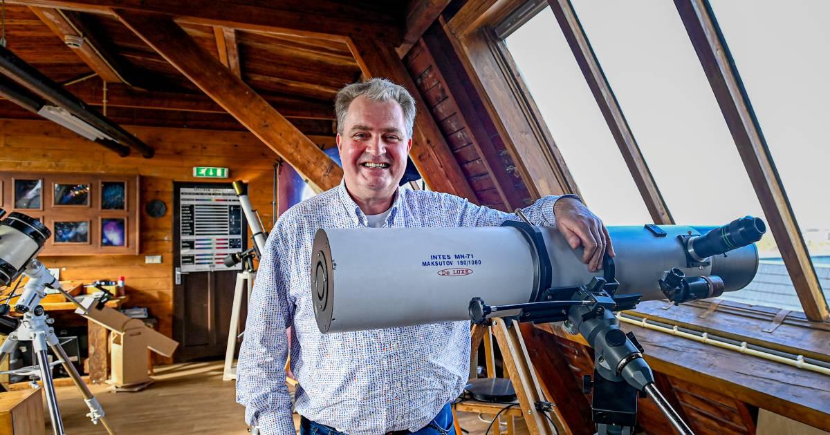 Groei in verkoop van telescopen: 'Kijken naar het heelal is populairder dan ooit' - BN DeStem