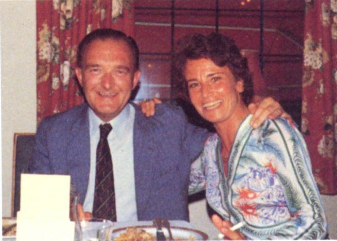 Baron Paul Janssen en zijn vrouw Dora (archiefbeeld).