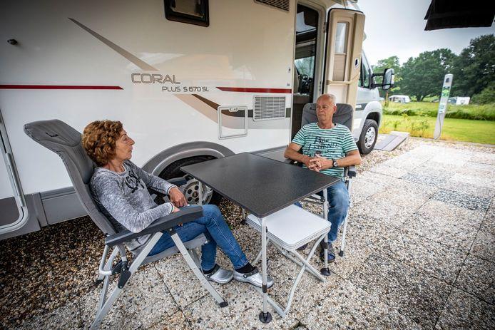 Bert (66) en Jeanne (64) van Dongen gaan voor de combinatie van natuur en een leuke stad.