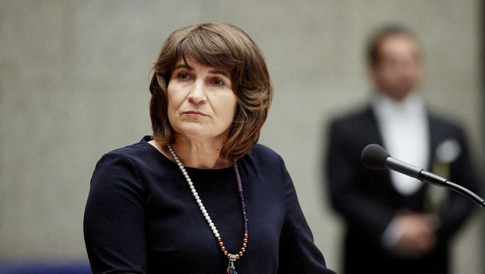 Minister Lilianne Ploumen(Ontwikkelingssamenwerking).