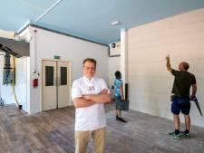 Bakker Nico heeft een nieuwe plek in Oosterbeek: 'Als je hier straks komt, stap je een bakkerij binnen'