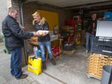Streep door uitgiftepunt Voedselbank in Cranendonck