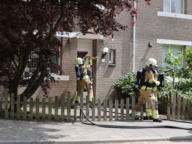 Veel schade aan huis na brand in Kaatsheuvel