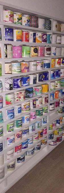 Ermelose mikt op wereldrecord met wc-papier